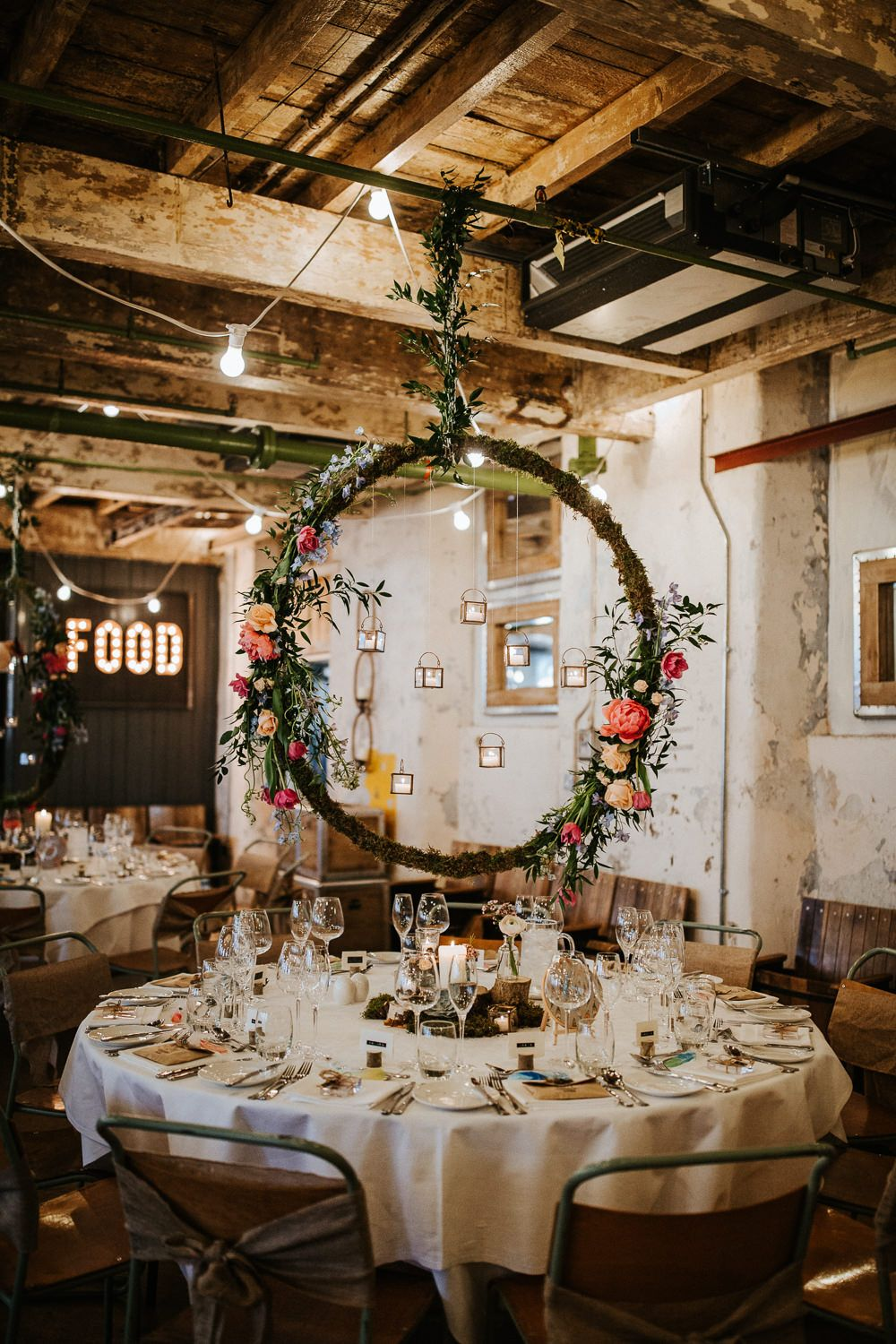 Holmes Mill Wedding Lancashire Industrial Style with Spectacular