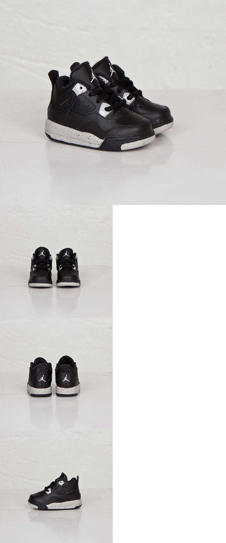 Baby Shoes 147285: Toddler Nike Air Jordan Iv 4 Retro
