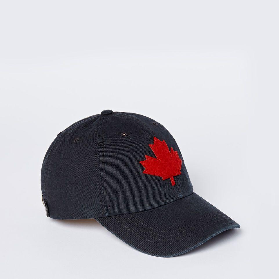 Canada Leaf Baseball Cap | Roots