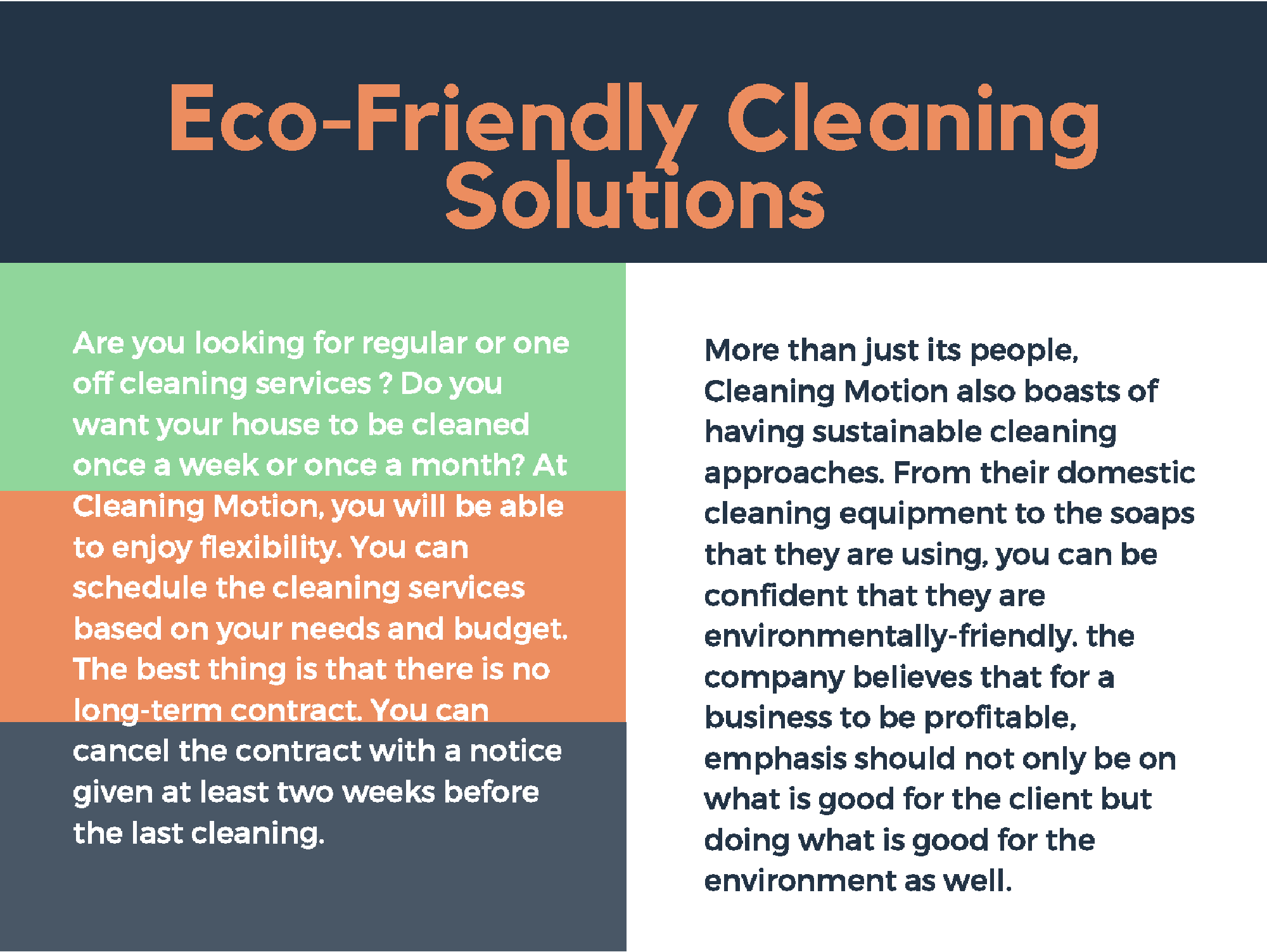Cleaning Motion Is Expert Cleaning Services With Websites Which A
