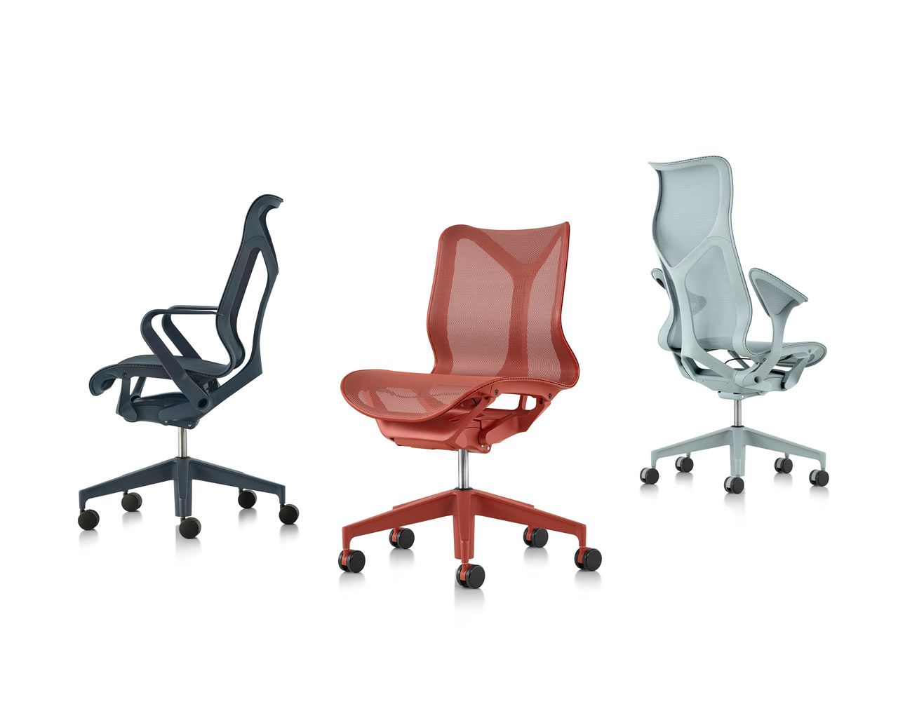 See How Herman Miller S Brand New Cosm Chair Came To Life Design