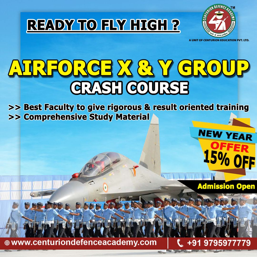 Airforce Coaching in Lucknow in 2020 Crash course, New