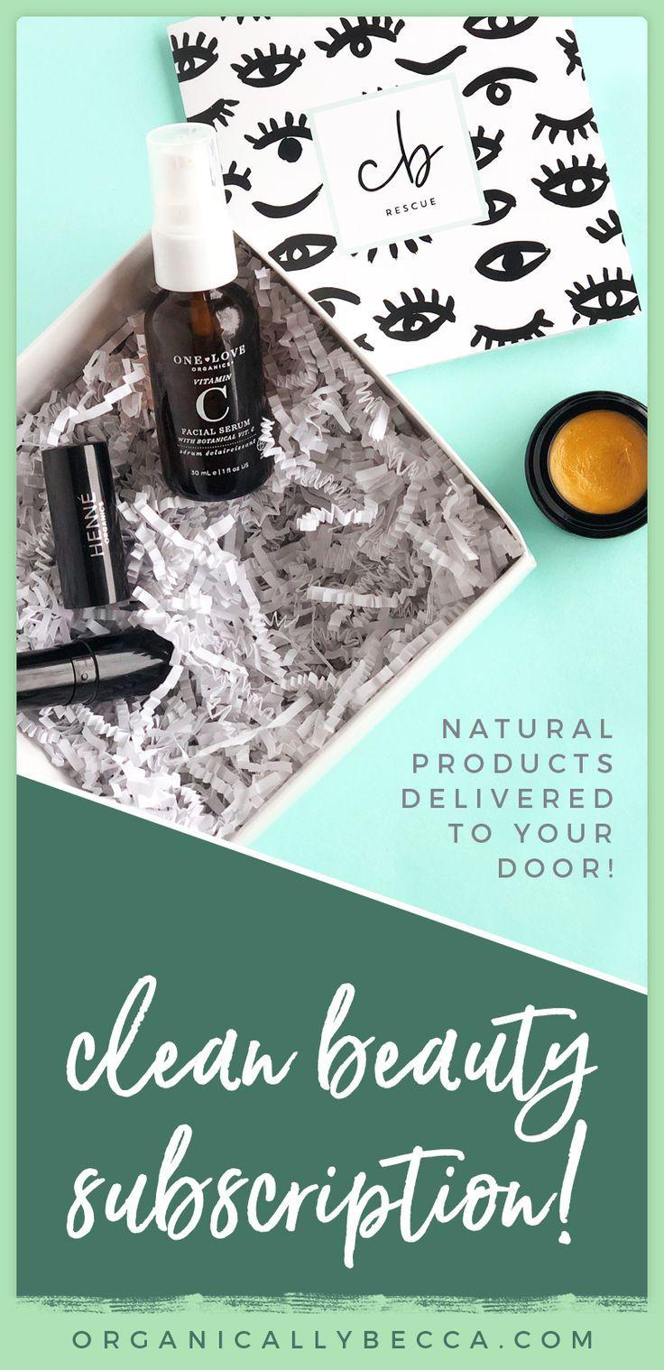 19 organic beauty Box ideas