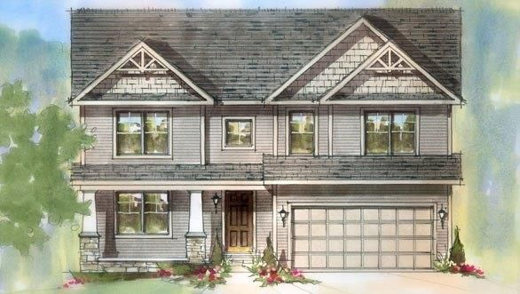 Schumacher Homes: Floorplans   Ashley Series