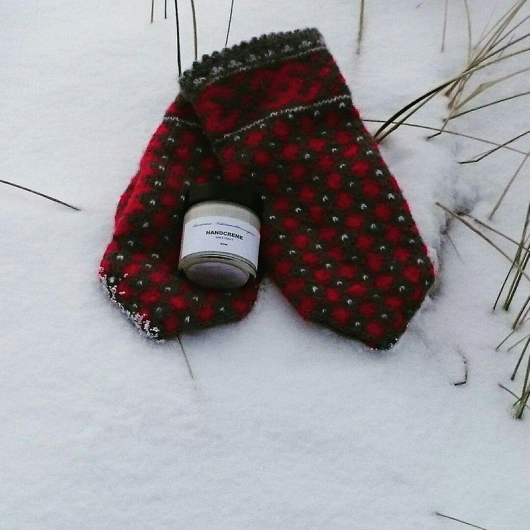 Handcreme ideal für den Winter
