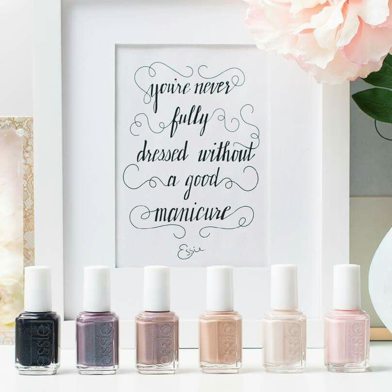 You're never fully dressed without a good manicure