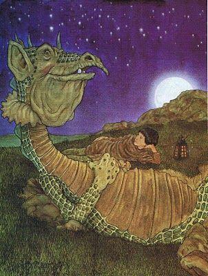 Animal Kingdom needs a dark ride.   Art, Illustration