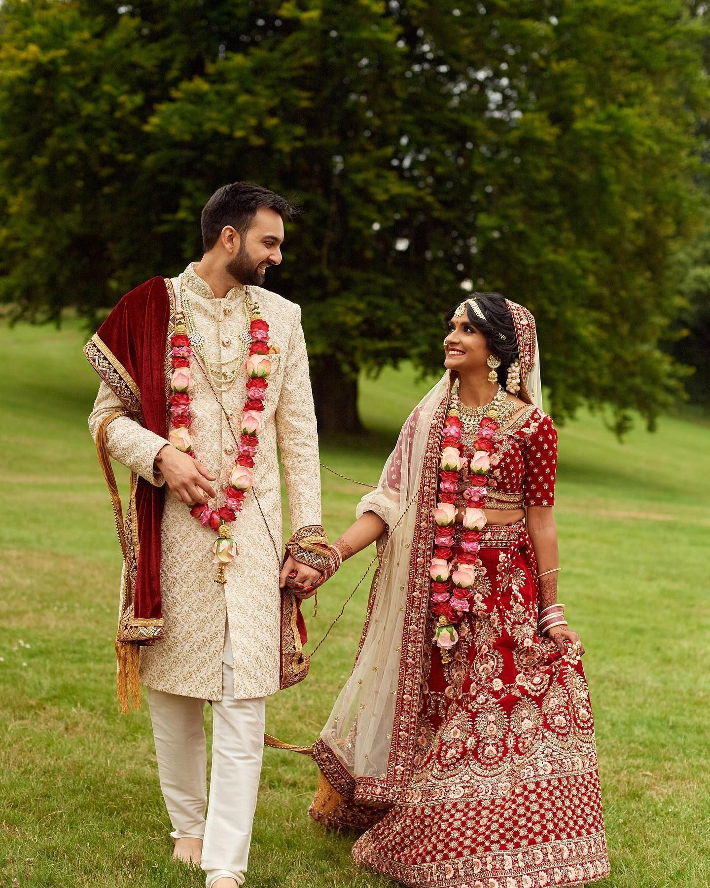 INDIAN WEDDING Click on the link in the bio to read