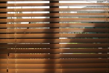 how to paint wooden blinds diy and craft projects pinterest faux wood blinds cleaning. Black Bedroom Furniture Sets. Home Design Ideas