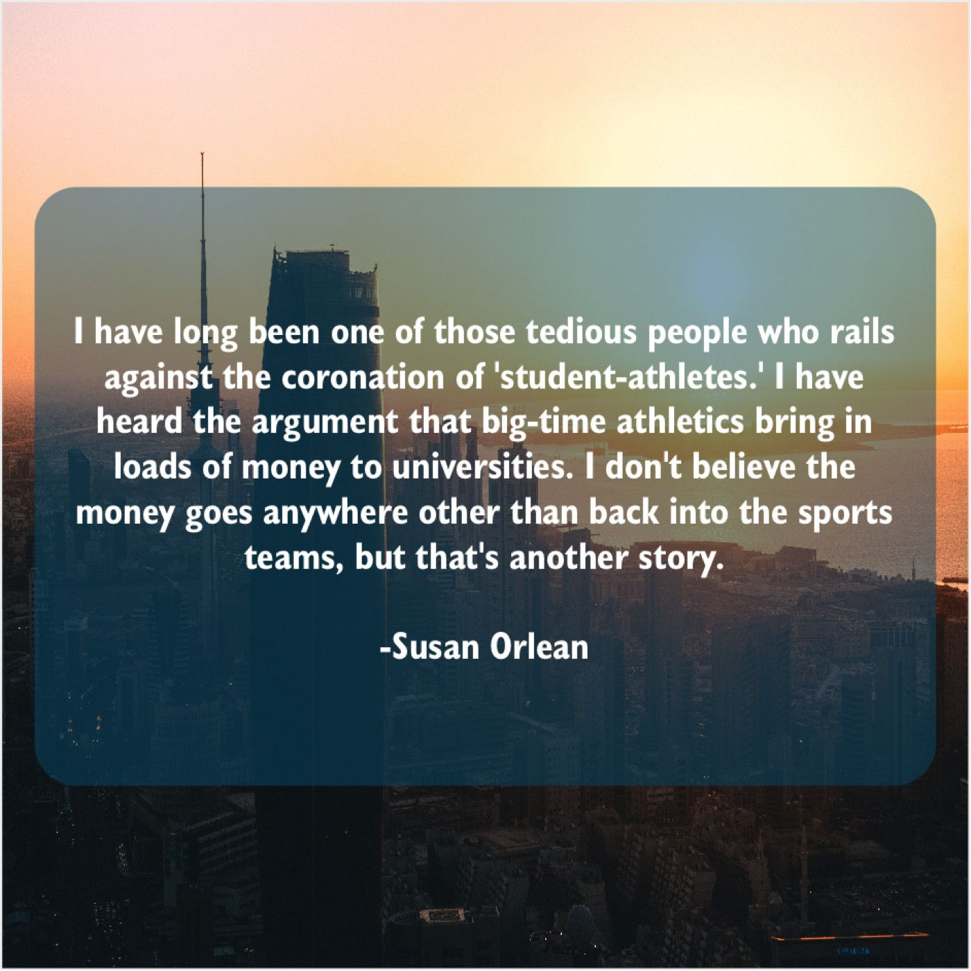 Susan Orlean I Have Long Been One Woman Quotes Love Yourself Quotes Great Quotes