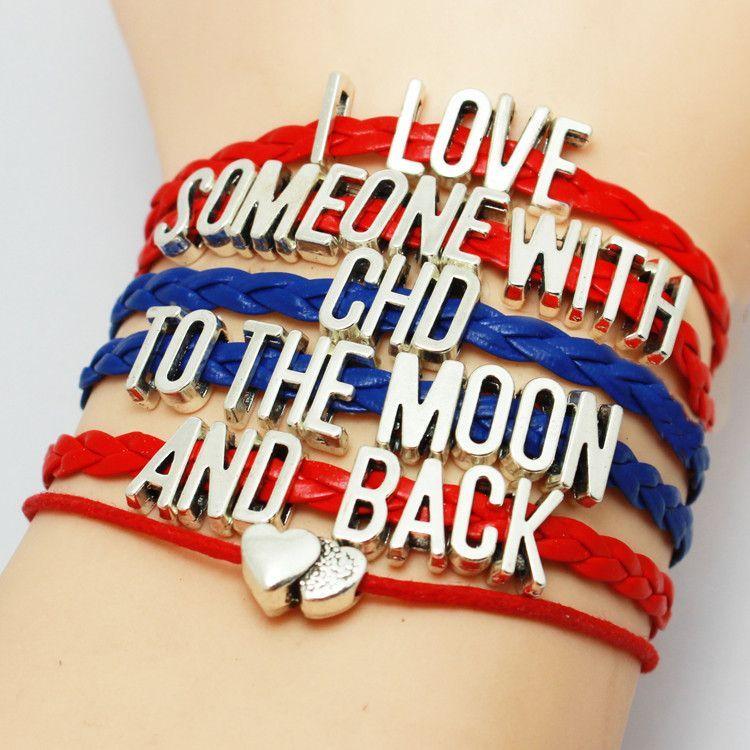 Chd Love Awareness Bracelet In The Life Of A Heart Warrior