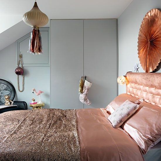 Copper And Grey Bedroom Ideas: Bedroom Colour Schemes