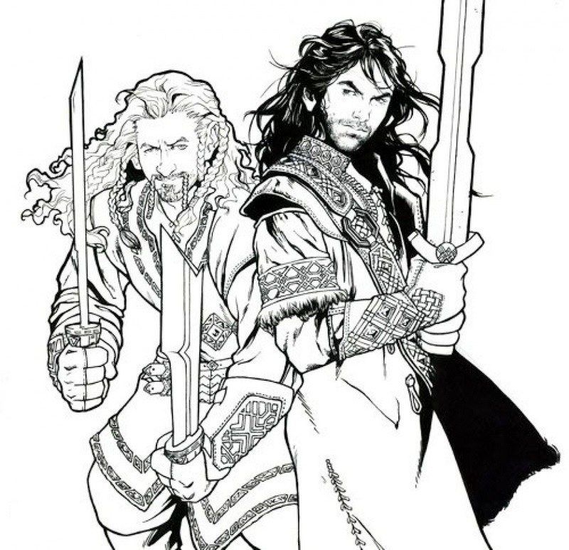 Strong The Hobbit Coloring Pictures Coloring Pages The Hobbit Cute Coloring Pages