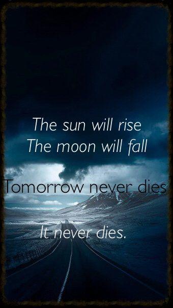 Tomorrow Never Dies 5sosfam 5sos Lyrics Summer Lyrics Lyrics