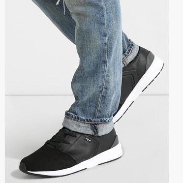 Levi's Black Tab Runner Sneaker - Men's 12.5