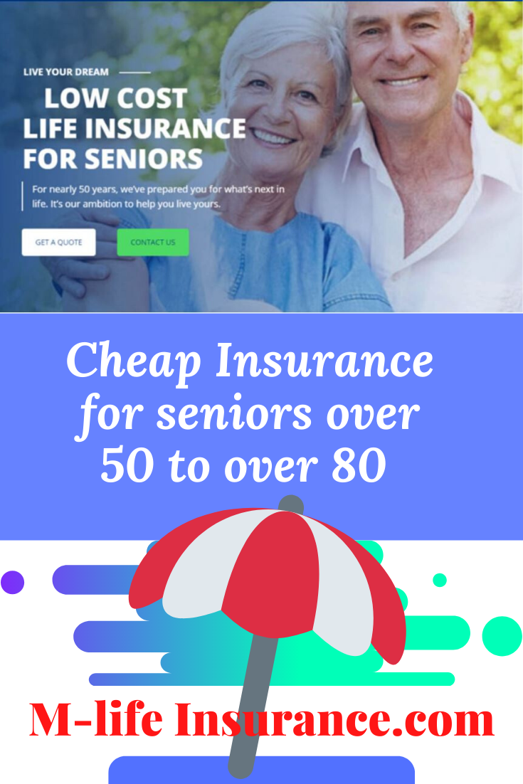 cheap life insurance over 50
