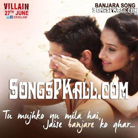 banjaara mp3 download of ek villain