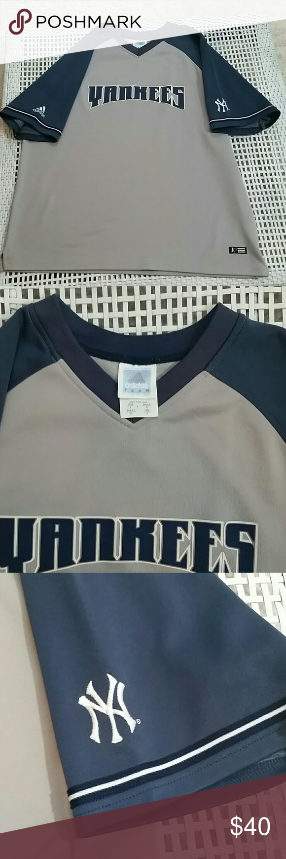 New York Yankees practice jersey 2a24836deaa