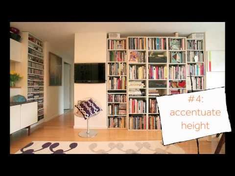 8 Tips for Dealing with Life in a Small Apartment \u2014 Apartment