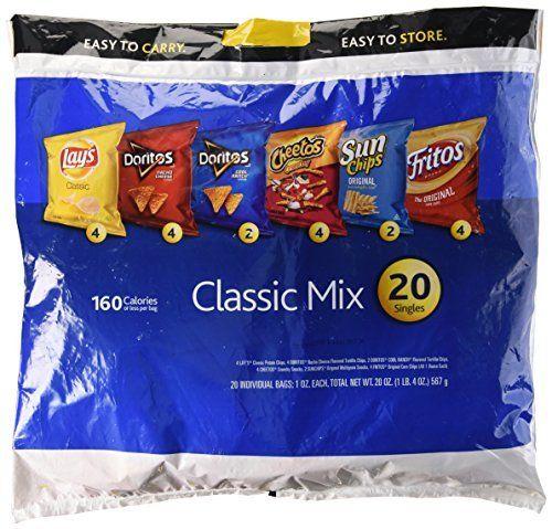 17++ Classic mix information