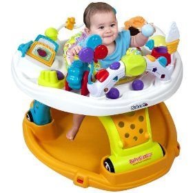 c6421647daaa Kolcraft Baby Sit and Step 2-In-1 Activity Center