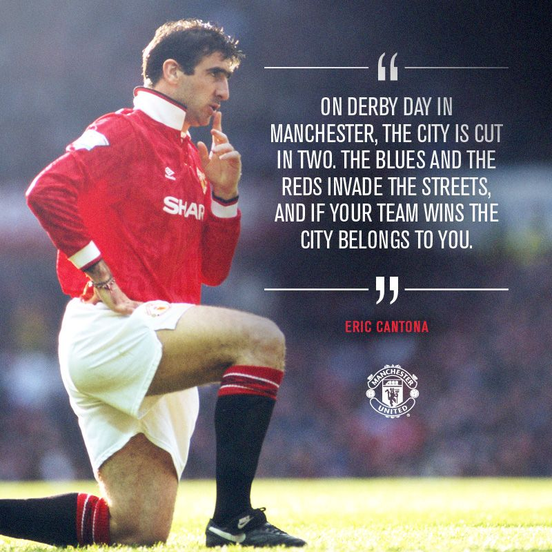 Gallery: 10 Iconic Manchester Derby Quotes