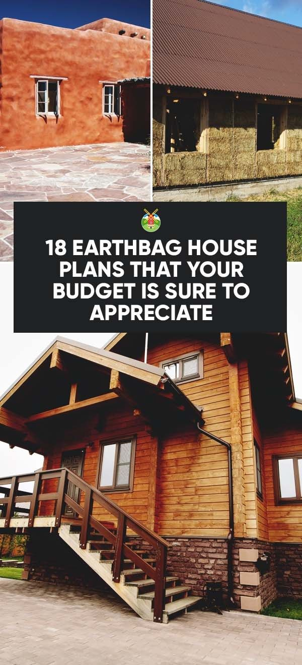 18 beautiful earthbag house plans for a budget friendly alternative housing