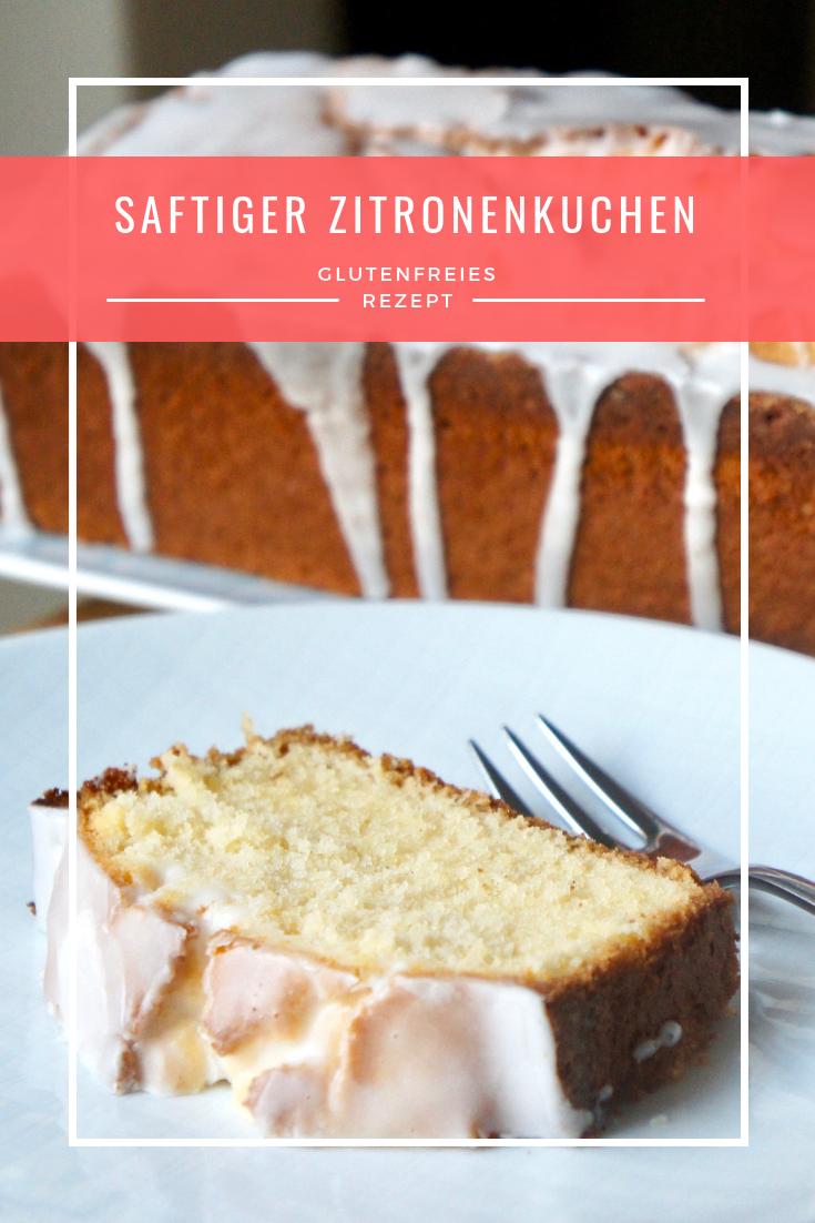 Photo of Rezept für glutenfreien Zitronenkuchen