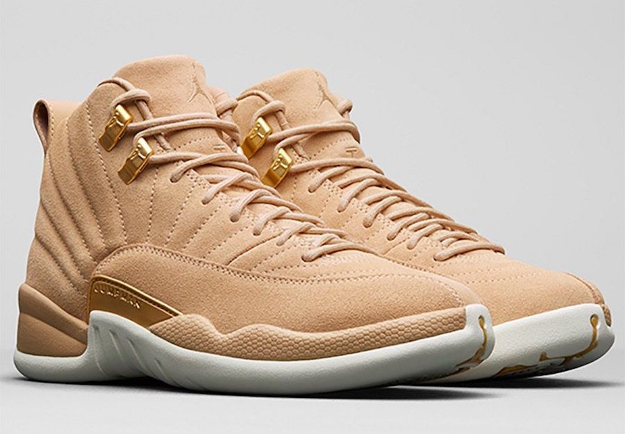 f33e7a8b5cb Air Jordan 12 Vachetta Tan Release Date | The Fresh Maker | Air ...