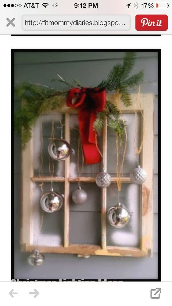 Christmas Lighting Creative Ideas #palettendeko