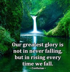 waterfall quotes - Google Search