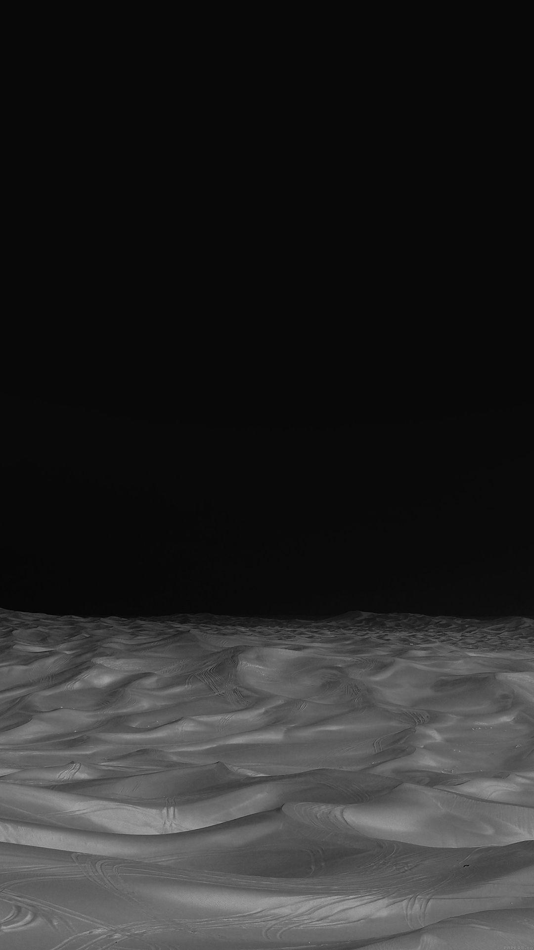 Desert Minimal Dark Black Nature Sky Earth Iphone 6 Wallpaper Download Iphone Wallpapers Ipad Wallpapers One Stop Dark Wallpaper Dark Black Iphone Pictures