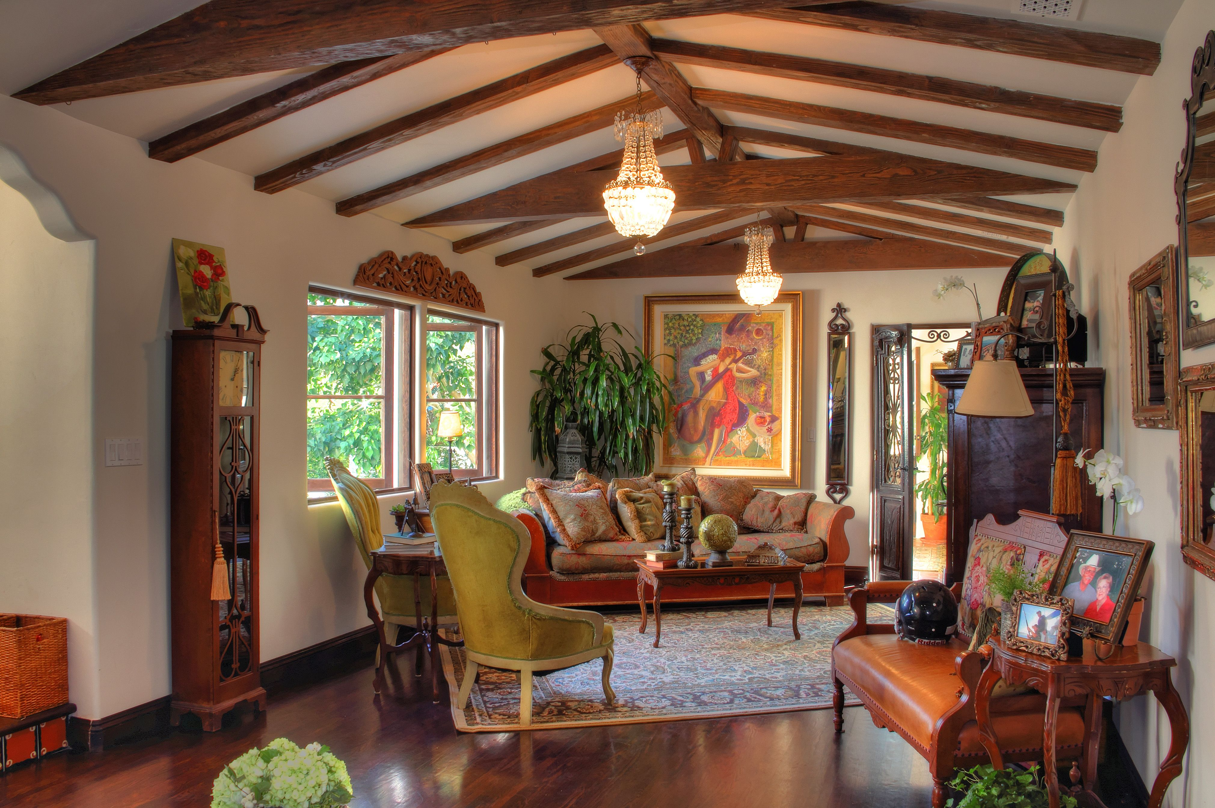 South Bay Digs Sweet Architecture Interior Design Old Los Angeles Spanish Style