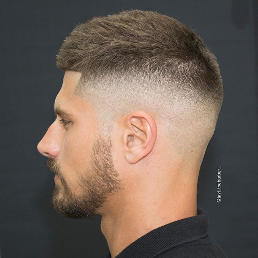 Javi the barber Cool Short Mens Hairstyles With Fade  Mens