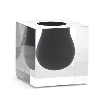 Jonathan Adler - Bel Air Smoke Scoop Vase - Mini