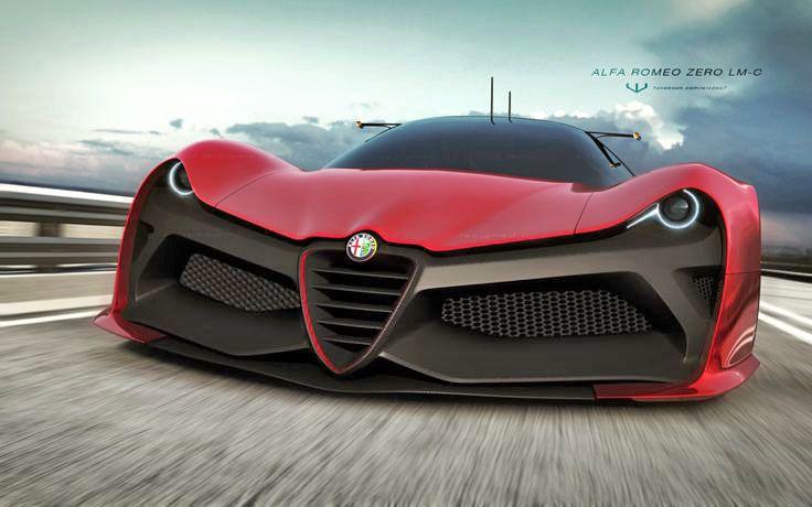 Alfa Romeo Zero Lm C Maserati Classic Cars Alfa Romeo Cars