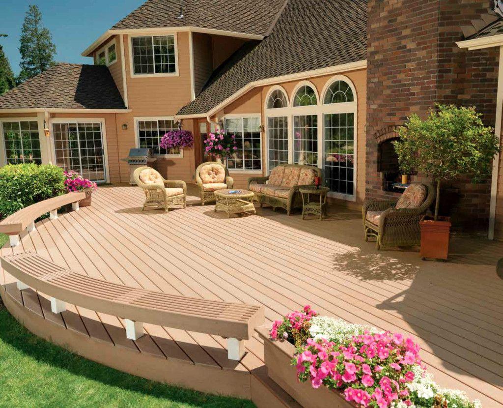 Millboard decking price list how to fix warped composite deck