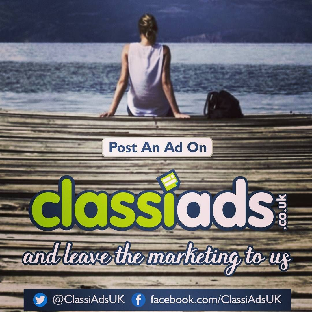 Post an Ad on Classiads.co.uk and leave the marketing to