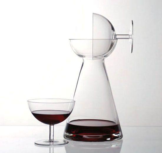 Ufo Beverage Set Tableware Design by Cohn Studio