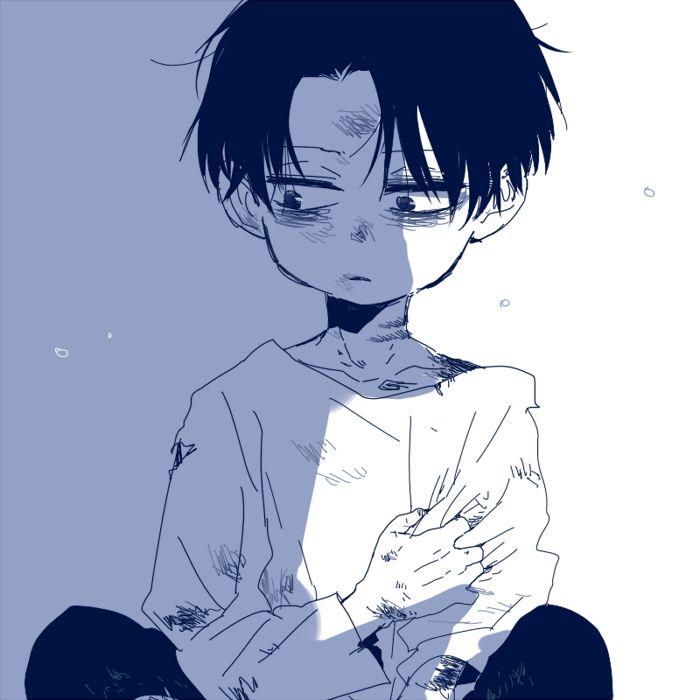 Pixiv Id 1218272, Shingeki no Kyojin: little Levi