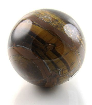 "Metaphysical Gifts, Cards, Wrap and Crystals | Life Is A Gift Shop - Golden Tiger's Eye 1"" Baby Sphere for Success with Integrity, $7.00 (http://lifeisagiftshop.com/golden-tigers-eye-1-baby-sphere-for-success-with-integrity/)"