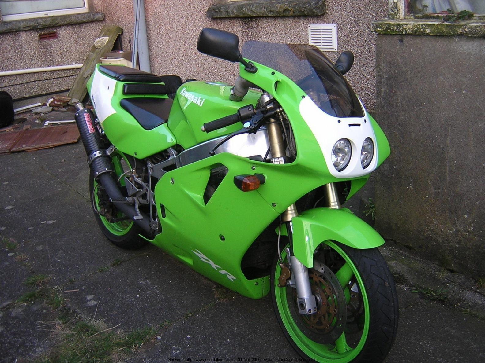 1990 Kawasaki ZXR400