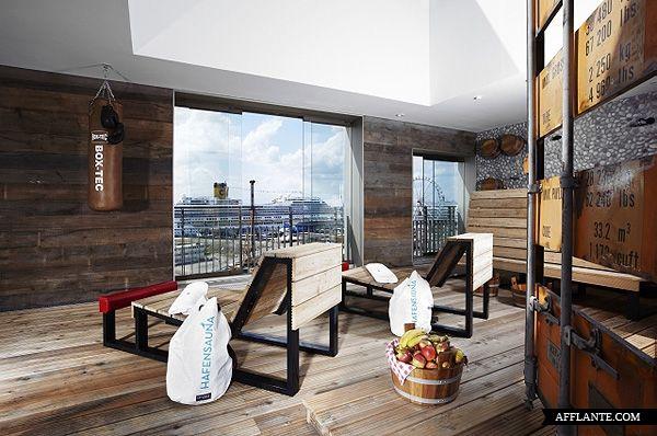 25hours Hotel HafenCity Hamburg // EVENTLABS | Afflante.com