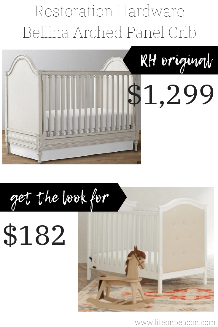 The Best Restoration Hardware Nursery Dupes in 2020 (With