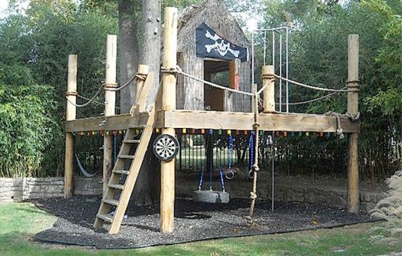 10 Incredible Diy Backyard Forts For Kids Backyard Fort Outdoor Forts Backyard For Kids