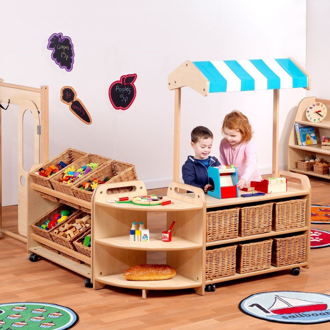 PlayScapes Role Play Zone