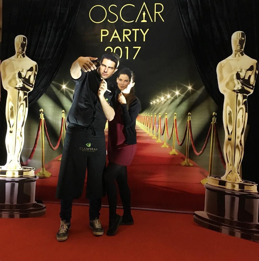 Без Оскара в новий рік ніяк #oscarparty #newyeardecor #новорічнийдекор #корпоратив #кавальєрбутікготель #кулінаріум #декор для @eventis.agency