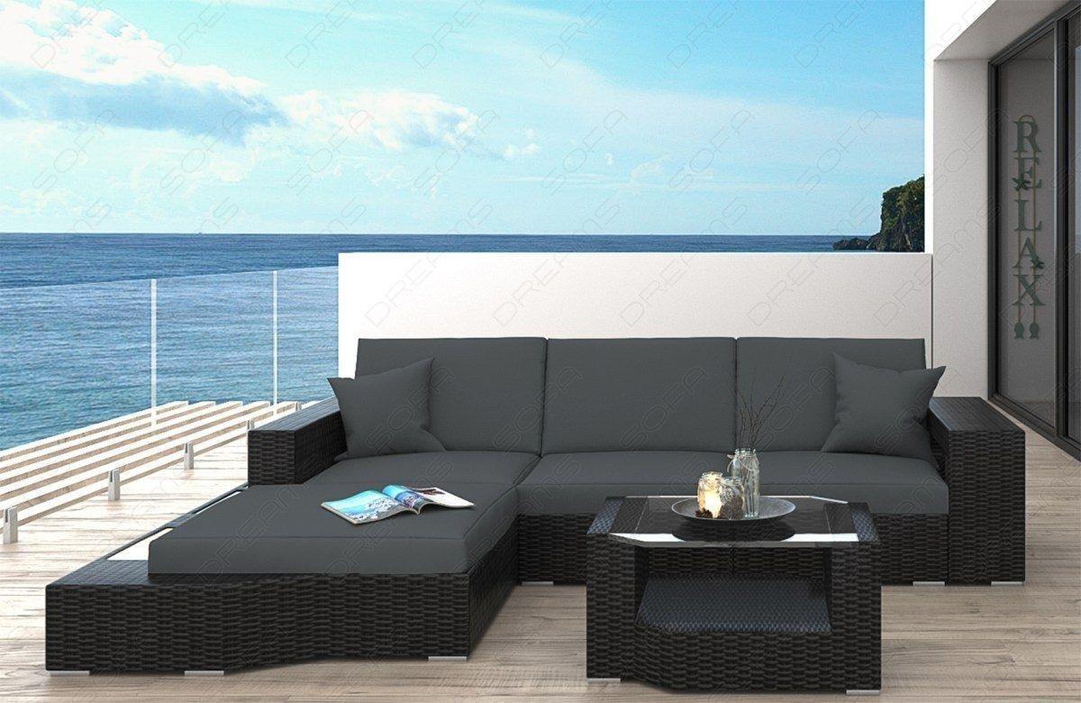 Rattan Sofa Messana L Gartenmobel Sets Grosse Sofas Polyrattan Lounges [ 780 x 1200 Pixel ]