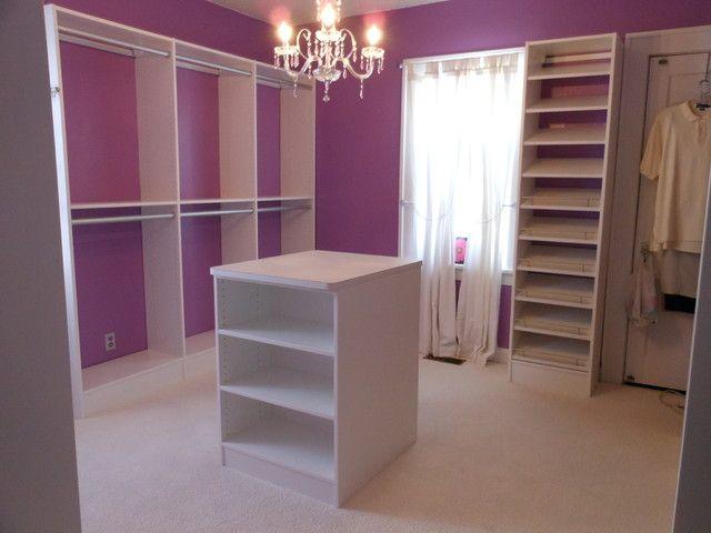 Converting Bedroom To Closet Converting Room Into Walk In Closet