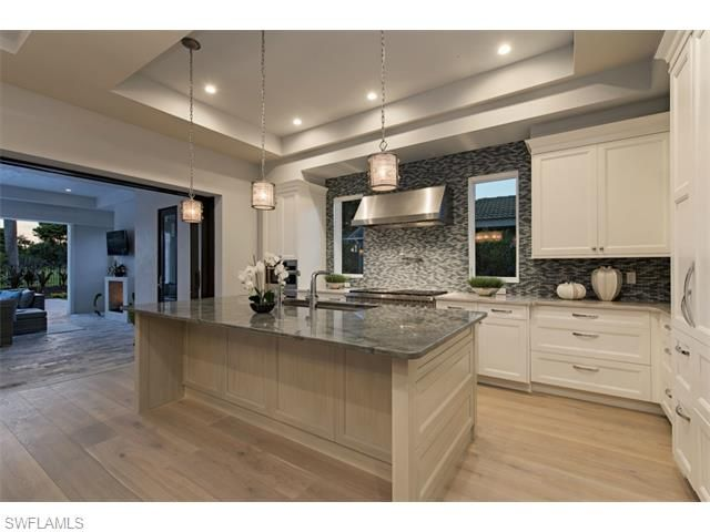 Awesome 875 WEDGE Dr, Naples, FL 34103 | New Construction Kitchen   With Cabinets,